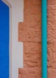 Detalhes coloridos, Portmeirion Fotos de Stock