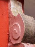 Detalhes coloridos, Portmeirion Imagens de Stock Royalty Free