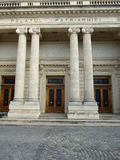 Detalhes da arquitetura Fotografia de Stock