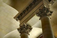 Detalhes da arquitetura Fotografia de Stock Royalty Free