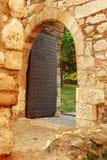 Detalhes da arquitetura da fortaleza de Belgrado Imagens de Stock