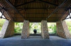 Detalhes da arquitetura de Bali Fotografia de Stock Royalty Free