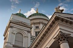 Detalhes da catedral Imagens de Stock Royalty Free