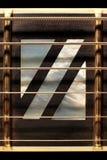 Detalhes da guitarra Imagem de Stock