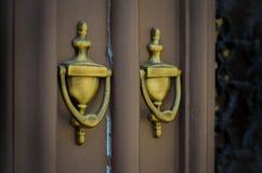 Detalhes de arquitetura em Tavira, Portugal Foto de Stock