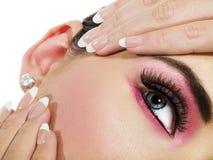 Detalhes de beleza Imagem de Stock Royalty Free