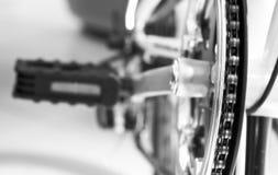 Detalhes de bicicleta fotos de stock