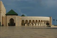 Detalhes de Hassan II Fotos de Stock Royalty Free
