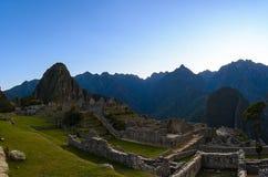 Detalhes de Machu Picchu Fotografia de Stock Royalty Free