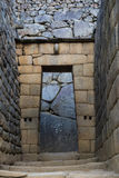 Detalhes de Machu Picchu Foto de Stock Royalty Free