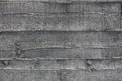 Detalhes de madeira da textura no cinza Foto de Stock
