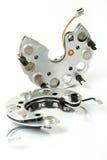 Detalhes de reposição do gerador do automóvel Foto de Stock Royalty Free