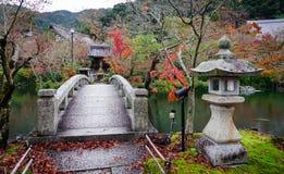 Detalhes de santuário xintoísmo em Kyoto, Japão Imagem de Stock