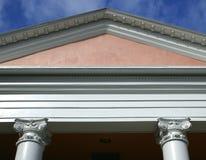 Detalhes de telhado fotos de stock