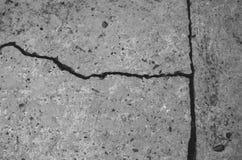 Detalhes de um terremoto imagens de stock royalty free