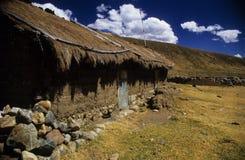 Detalhes de uma casa velha Foto de Stock