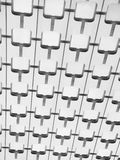 Detalhes de uma construção Imagem de Stock Royalty Free