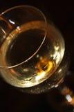 Detalhes de vidro de vinho fotografia de stock royalty free