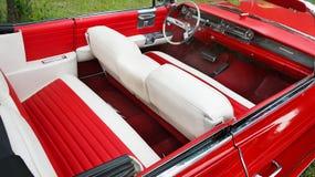 Detalhes do carro de Cadillac Imagem de Stock Royalty Free
