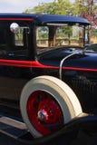 Detalhes do carro do vintage Fotografia de Stock
