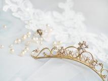 Detalhes do casamento Imagem de Stock Royalty Free