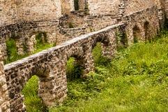 Detalhes do castelo do Ha Ha Tonka imagem de stock royalty free