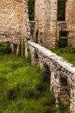 Detalhes do castelo do Ha Ha Tonka fotos de stock royalty free