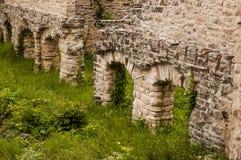 Detalhes do castelo do Ha Ha Tonka fotografia de stock royalty free