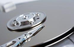Detalhes do disco rígido Imagem de Stock