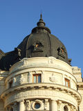 Detalhes do edifício Fotografia de Stock Royalty Free