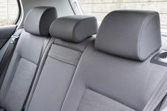 Detalhes do interior do carro Imagem de Stock Royalty Free