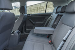 Detalhes do interior do carro Fotografia de Stock Royalty Free