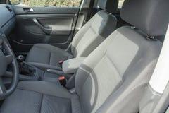 Detalhes do interior do carro Foto de Stock