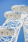 Detalhes do olho de Londres Fotografia de Stock Royalty Free