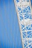 Detalhes do olho de Londres Imagens de Stock