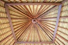Detalhes do telhado Imagem de Stock