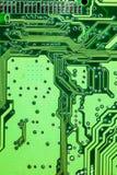 Detalhes dos microchip Imagens de Stock Royalty Free