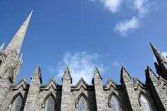 Detalhes góticos Imagens de Stock Royalty Free