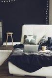 Detalhes interiores Fotos de Stock Royalty Free