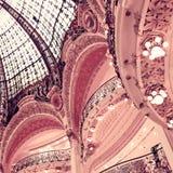 Detalhes interiores franceses Fotografia de Stock