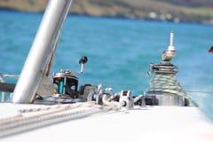Detalhes marítimos Foto de Stock