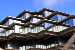 Detalhes modernos da arquitetura Imagens de Stock Royalty Free