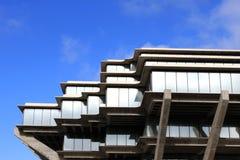 Detalhes modernos da arquitetura Imagem de Stock Royalty Free