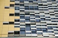 Detalhes modernos da arquitetura Imagens de Stock