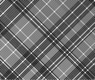 Detalhes preto e branco modernos no tom da harmonia da imagem ilustração do vetor