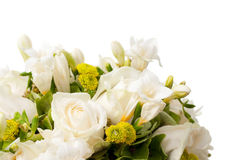 Detali of wedding bouquet Royalty Free Stock Photography