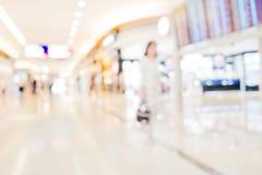 detalicznych centrum handlowe zakupów ludzie Obrazy Stock