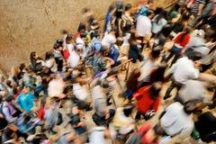 detalicznych centrum handlowe zakupów ludzie Fotografia Stock
