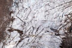 Detalj av berglandskapet Härlig vårsikt på Grossgloc royaltyfria bilder