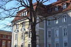 Detalj av byggnad Royaltyfri Fotografi